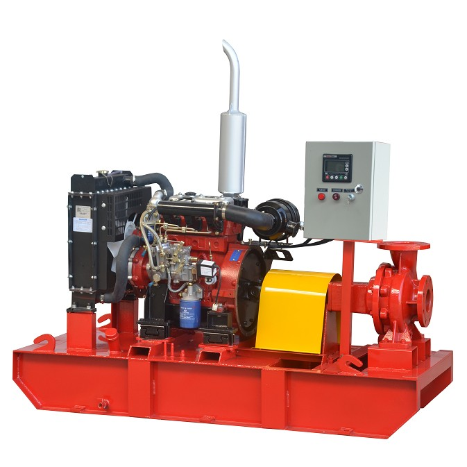 Diesel End Suction Pump