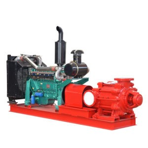 Diesel Driven Multistage Pump