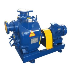 Motor Driven Trash Pump
