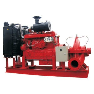 Diesel Driven Split Case Pump