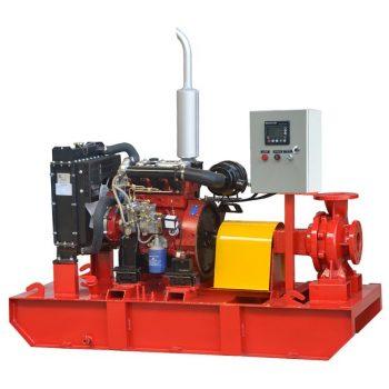 trailer mounted pump